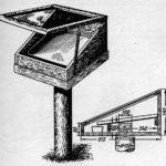 схема солнечной воскотопки