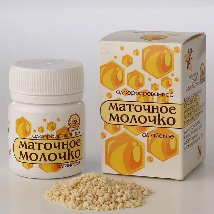 фото препарата маточное молочко